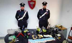 carabinieri sequestro politano merce 1