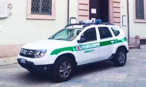 polizia municipale domo sede auto