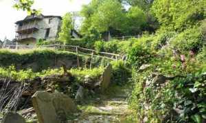 varchignoli sentiero sito megalitico